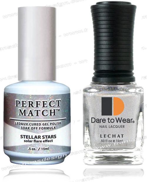 LECHAT PERFECT MATCH - Stellar Stars  2/Pack