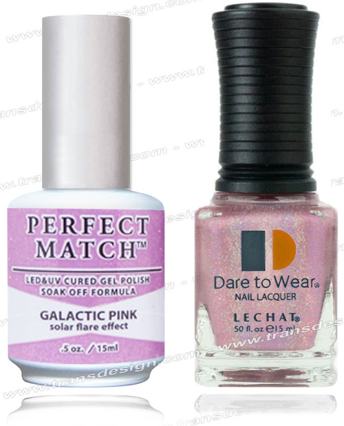 LECHAT PERFECT MATCH - Galactic Pink 2/Pack