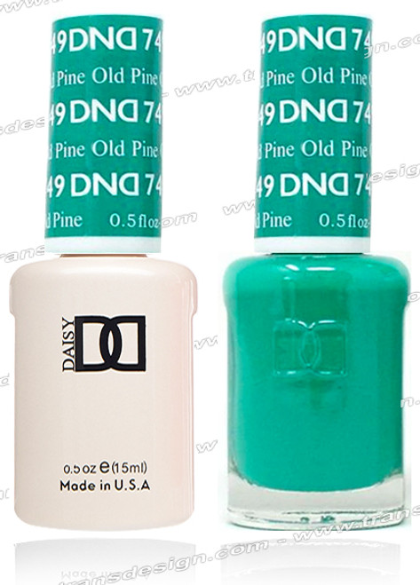 DND Gel Duo - Old Pine