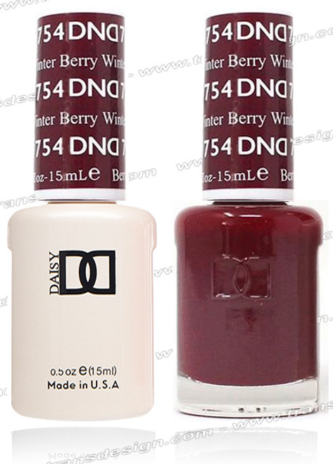 DND Gel Duo - Winter Berry