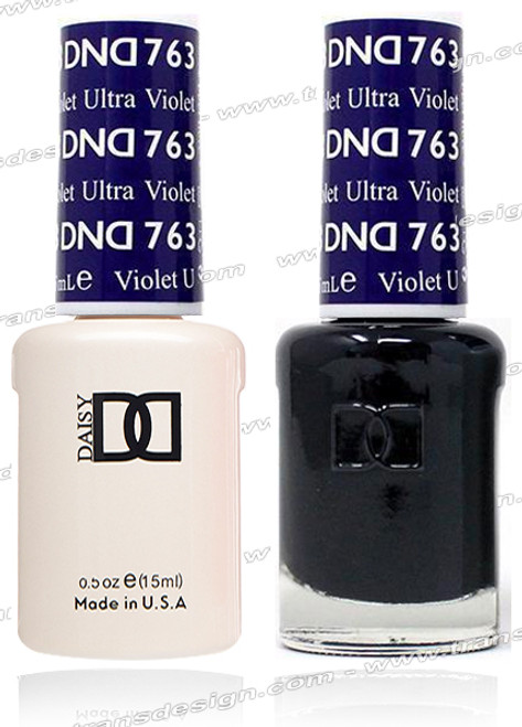 DND Gel Duo - Ultra Violet