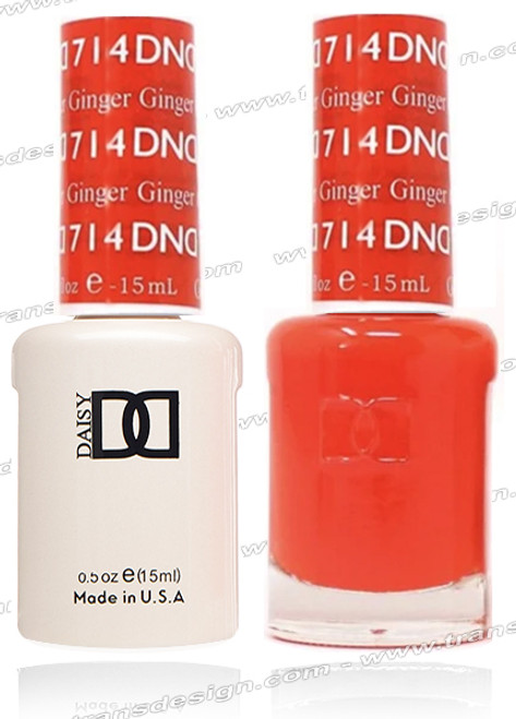 DND DUO GEL - Ginger