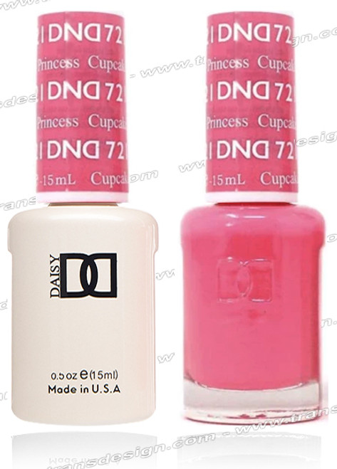 DND DUO GEL - Princess Cupcake