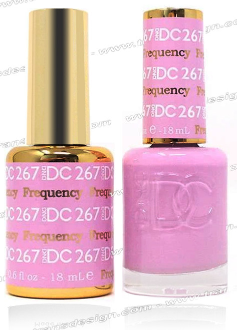 DND DC DUO GEL - Frequency
