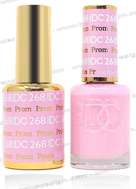 DND DC DUO GEL - Prom