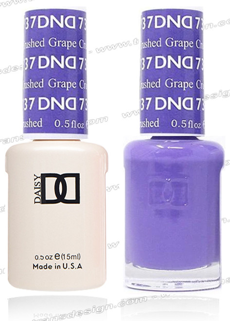 DND DUO GEL - Crushed Grape