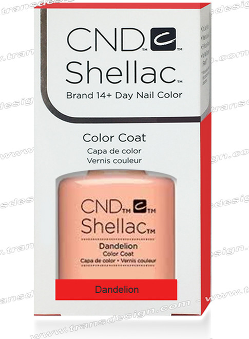 CND Shellac - Sparks Fly