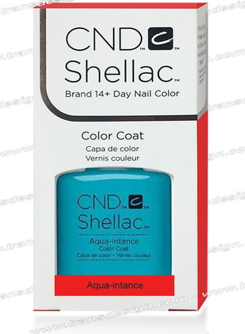 CND Shellac - Aqua-Intance
