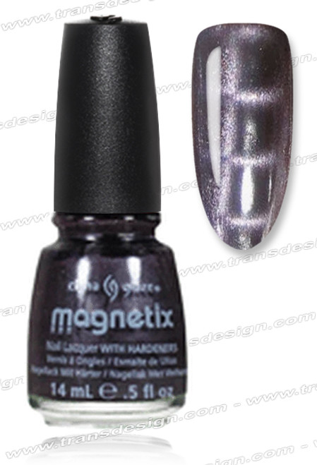 CHINA GLAZE MAGNETIC - Get Charged *
