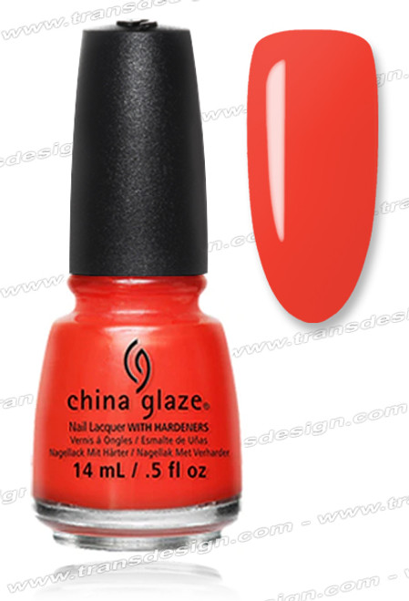 CHINA GLAZE POLISH - Pop The Trunk*
