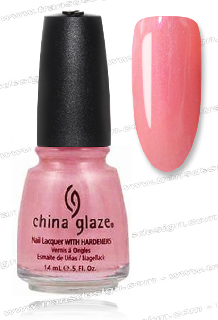 CHINA GLAZE POLISH -Pure Elegance*