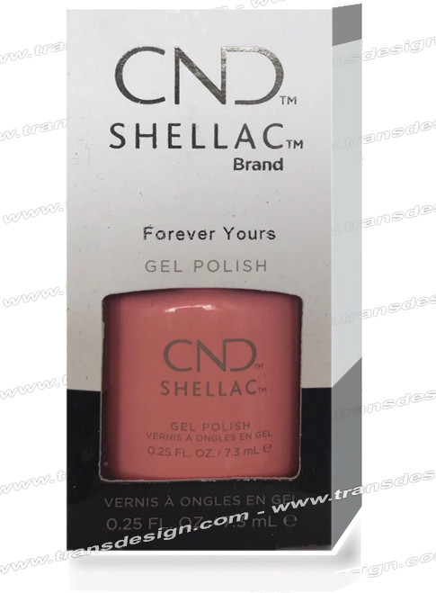 CND SHELLAC - Forever Yours 0.25oz.