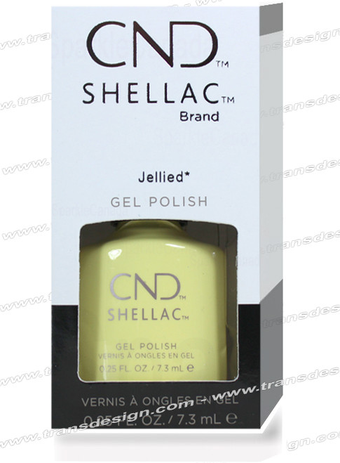 CND SHELLAC - Jellied 0.25oz.