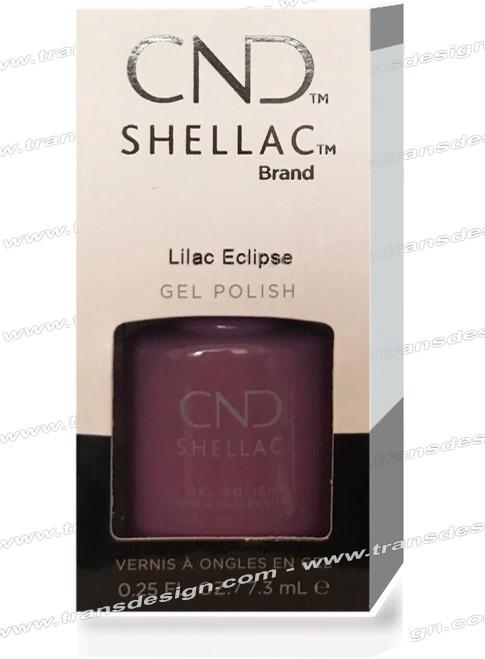 CND SHELLAC -Lilac Eclipse 0.25oz.