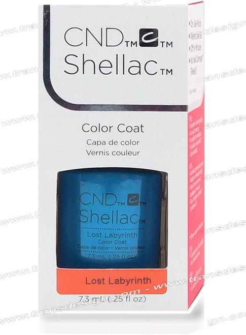 CND SHELLAC - Lost Labyrinth 0.25oz.