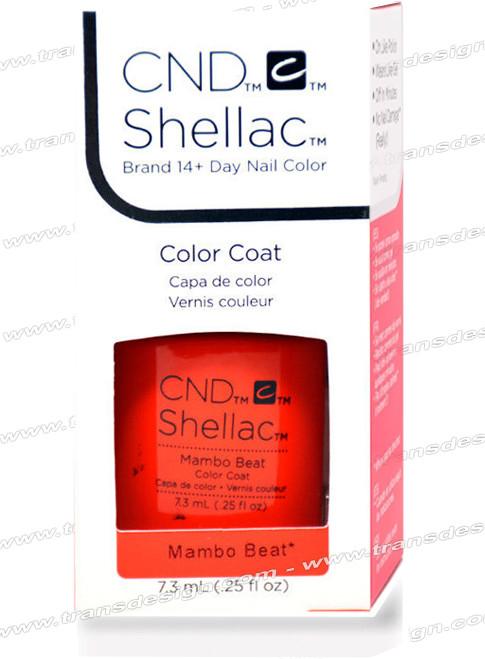 CND SHELLAC - Mambo Beat  0.25oz.