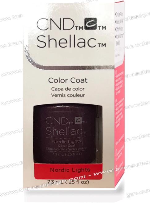 CND SHELLAC - Nordic Lights 0.25oz.