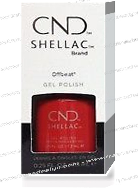 CND SHELLAC - Offbeat 0.25oz.