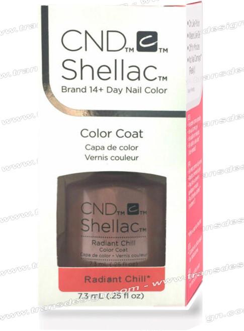 CND SHELLAC - Radiant Chill 0.25oz.