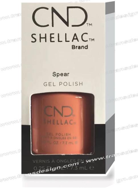 CND SHELLAC - Spear 0.25oz.