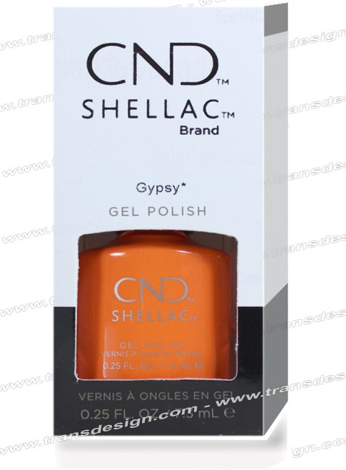 CND SHELLAC - Gypsy  0.25oz.