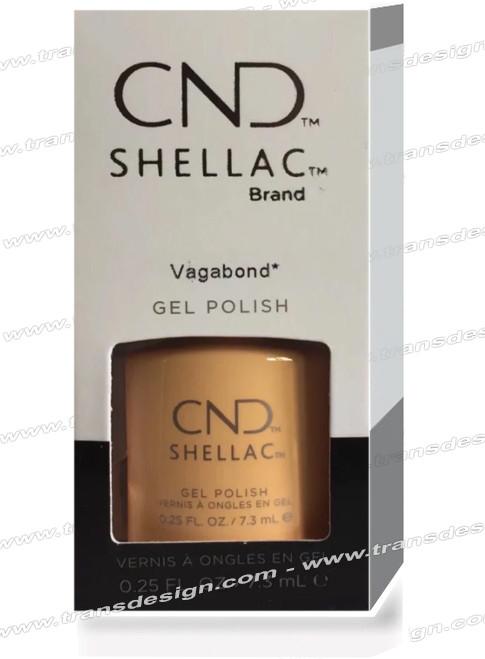 CND SHELLAC - Vagabond  0.25oz.