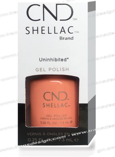CND SHELLAC - Uninhibited  0.25oz.