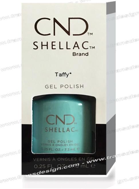 CND SHELLAC - Taffy  0.25oz.