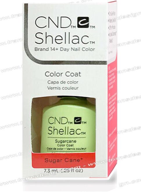 CND SHELLAC - Sugar Cane 0.25oz.