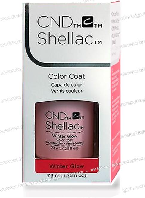 CND SHELLAC - Winter Glow 0.25oz.