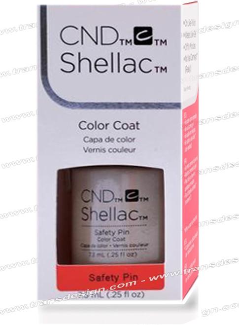 CND SHELLAC - Safety Pin 0.25oz.