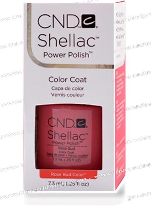 CND SHELLAC - Rose Bud 0.25oz.