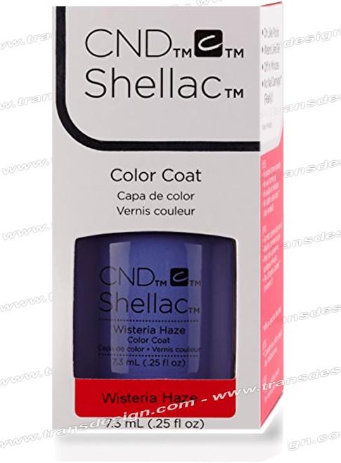 CND SHELLAC - Wisteria Haze 0.25oz.