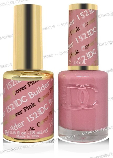 DND DC DUO GEL - Cover Pink