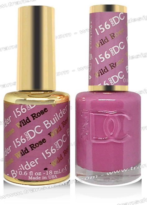 DND DC DUO GEL -  Wild Rose