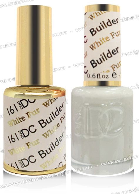 DND DC DUO GEL -  White Fur