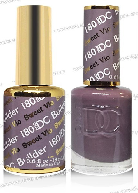 DND DC DUO GEL -  Sweet Vio