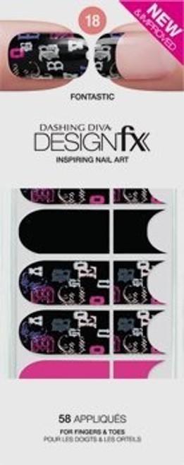 Dashing Diva DesignFx- Fontastic