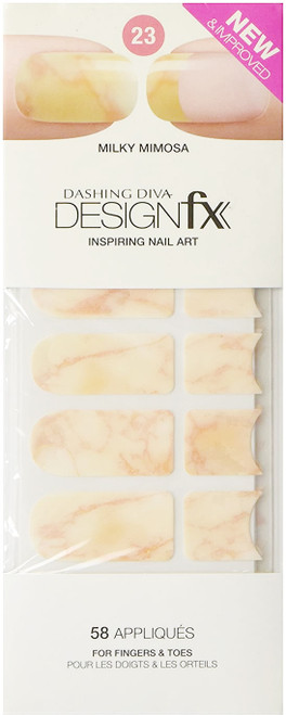 Dashing Diva DesignFx- Milky Mimosa