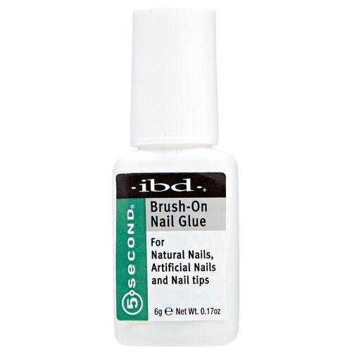 IBD 5 Second Brush-On Nail Glue 6 g