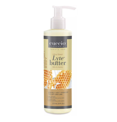 Cuccio - Lytes Butter Milk & Honey 8oz