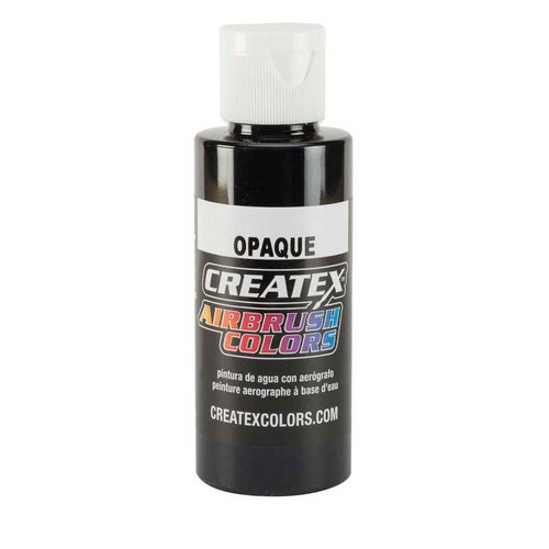 Createx - Opaque Black 2oz.