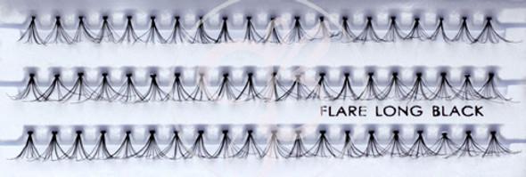 JB Flare Lashes - Long Black