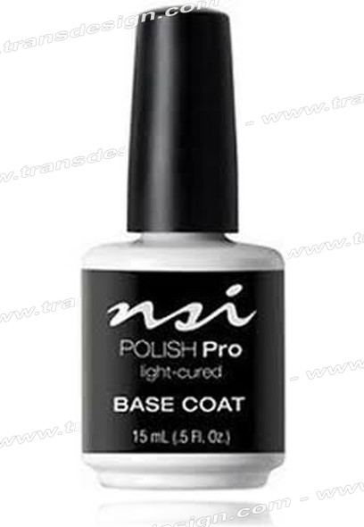 NSI Polish Pro - Base Coat 0.5oz
