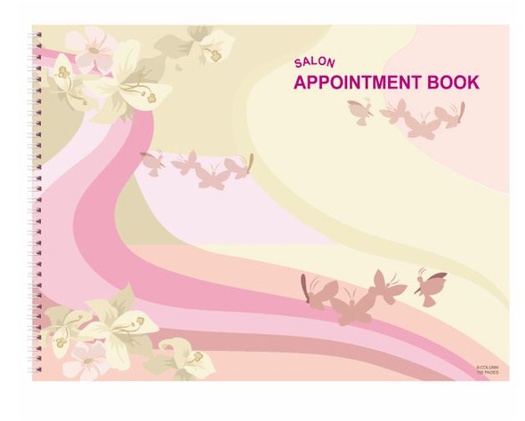 Appointment Book - 6 Columns  # AB106