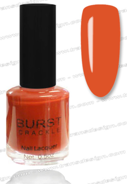BURST CRACKLE Nail Lacquer - Best Friend  #17