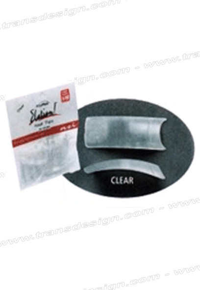 NSI - Elation Clear Tips 50/Pack