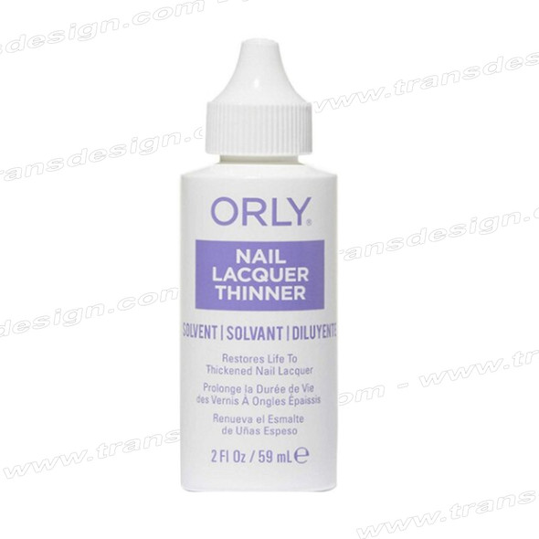 ORLY Nail Lacquer Thinner 2oz