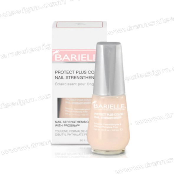Barielle - Protect Plus Color Nail Strengthener 0.5oz [ Beige ]