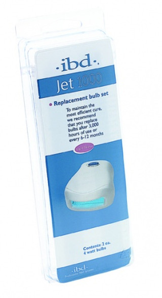IBD Jet1000-2 UV bulbs (4 Watts each)